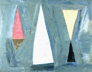 Compositie (met Watertoren)