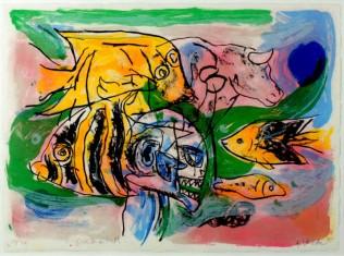 Fish Man Bull